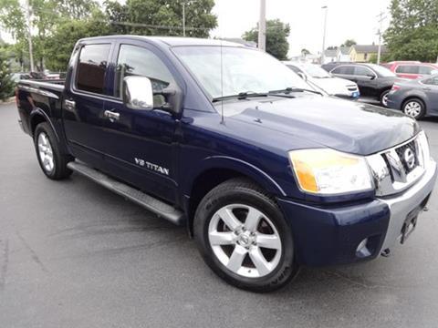 2008 Nissan Titan for sale in Hamilton, OH