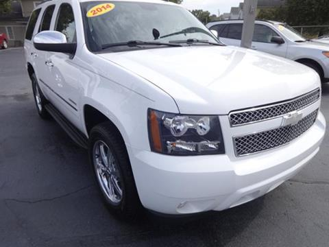 2014 Chevrolet Tahoe for sale in Hamilton, OH