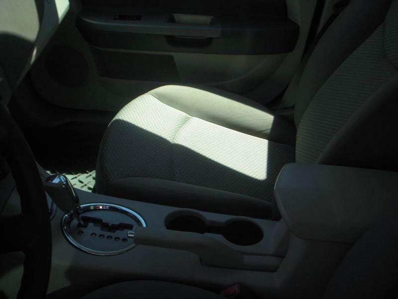 2007 Chrysler Sebring 4dr Sedan - Modesto CA