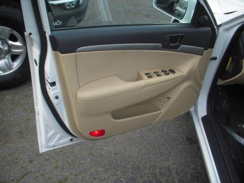 2010 Hyundai Sonata GLS 4dr Sedan - Modesto CA