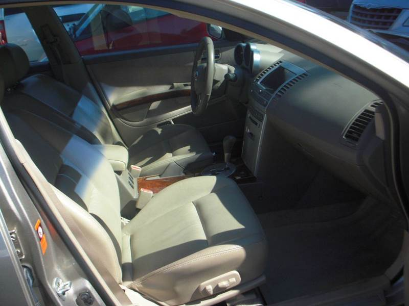 2005 Nissan Maxima 3.5 SL 4dr Sedan - Modesto CA