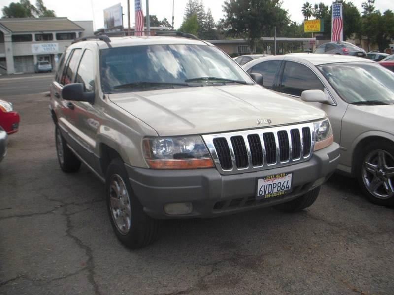 2001 Jeep Grand Cherokee 4dr Laredo 4WD SUV - Modesto CA