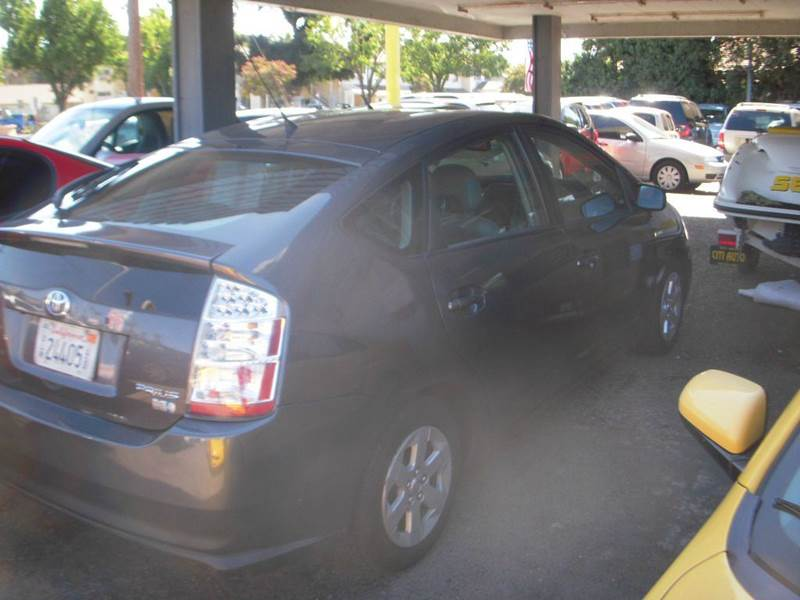 2007 Toyota Prius 4dr Hatchback - Modesto CA