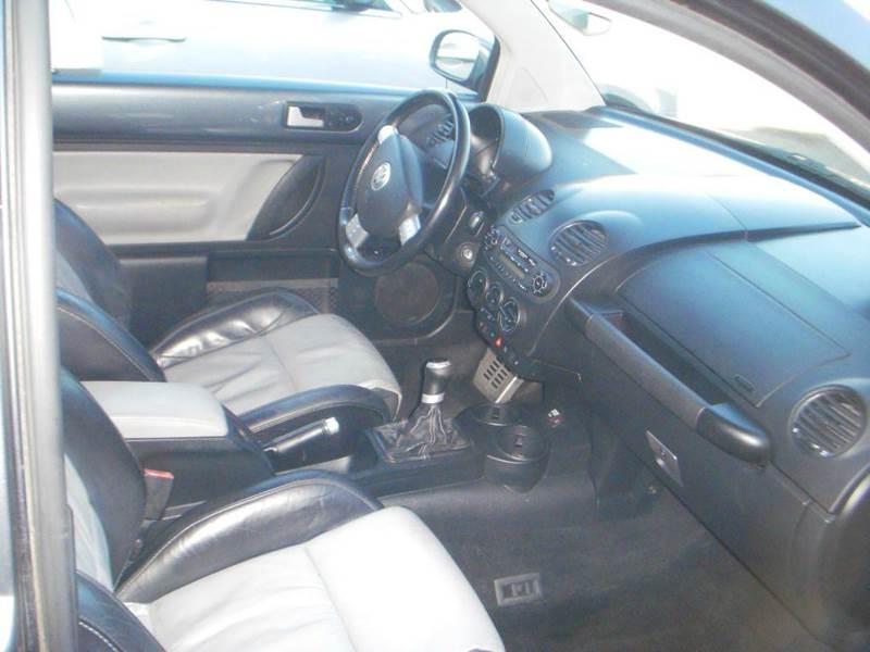 2003 Volkswagen New Beetle Turbo S 2dr Hatchback - Modesto CA