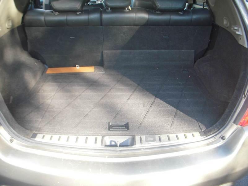 2004 Nissan Murano AWD SE 4dr SUV - Modesto CA