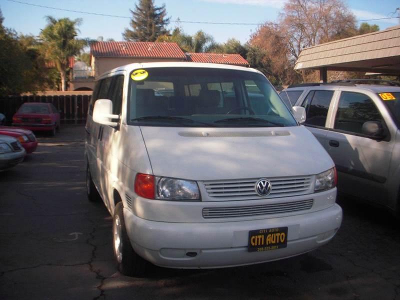 1999 Volkswagen EuroVan 3dr GLS Mini-Van - Modesto CA