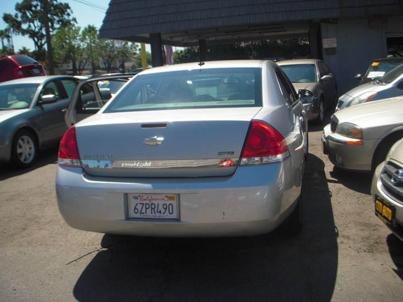 2011 Chevrolet Impala LT Fleet 4dr Sedan w/2FL - Modesto CA