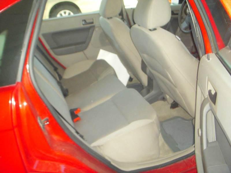 2010 Ford Focus S 4dr Sedan - Modesto CA