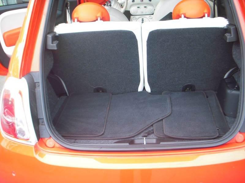 2013 FIAT 500e 2dr Hatchback - Modesto CA