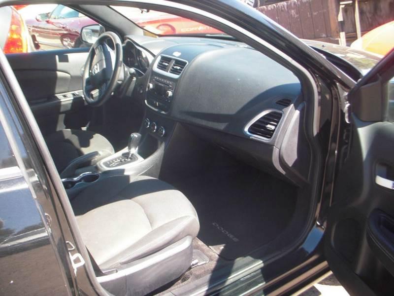 2012 Dodge Avenger SE 4dr Sedan - Modesto CA