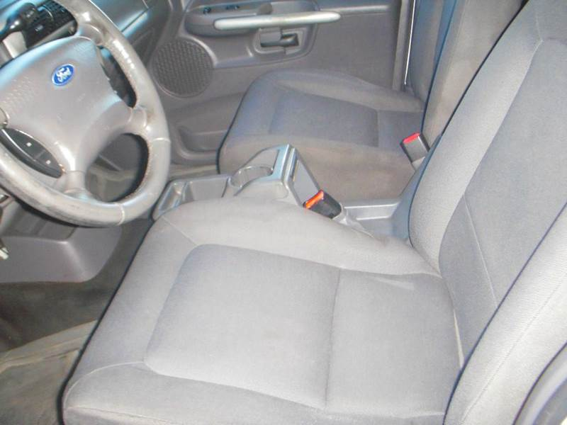 2002 Ford Explorer Sport Trac 4dr Crew Cab SB 2WD - Modesto CA
