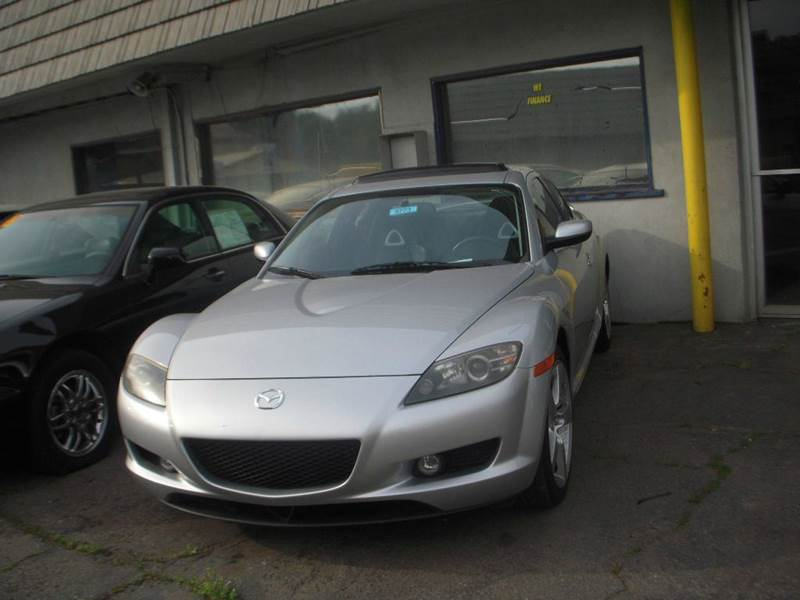 2005 mazda rx 8 shinka special edition 4dr se coupe in modesto ca citi auto sales. Black Bedroom Furniture Sets. Home Design Ideas