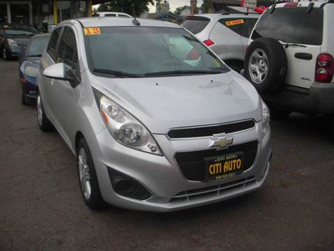 2013 Chevrolet Spark for sale in Modesto, CA