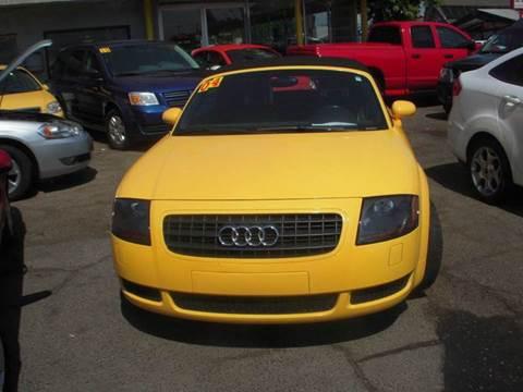 2004 Audi TT for sale in Modesto, CA