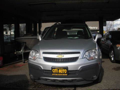 2013 Chevrolet Captiva Sport for sale in Modesto, CA