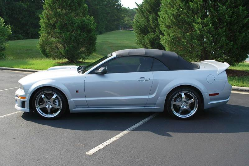 2007 ford mustang roush stage 1 specs. Black Bedroom Furniture Sets. Home Design Ideas