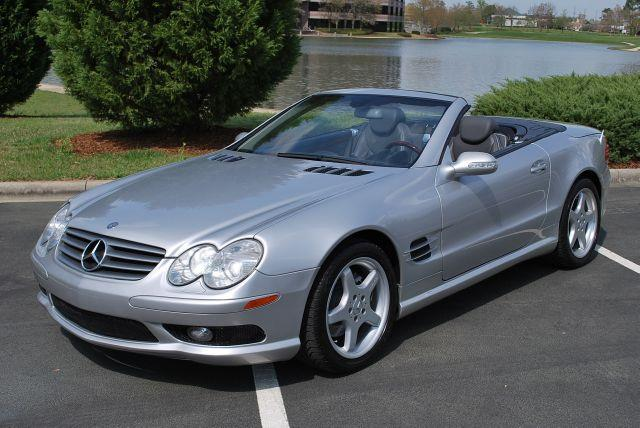 2003 mercedes benz sl class sl500 amg sport birmingham al. Black Bedroom Furniture Sets. Home Design Ideas