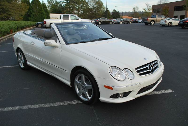 2007 mercedes benz clk class clk550 amg convertible in for 2007 mercedes benz clk