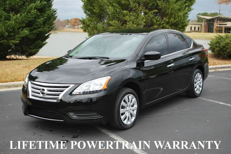 2014 nissan sentra fe sv 4dr sedan in birmingham al turnbull automotive. Black Bedroom Furniture Sets. Home Design Ideas