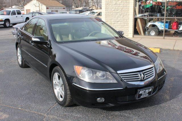 2006 Acura Rl For Sale Carsforsale Com