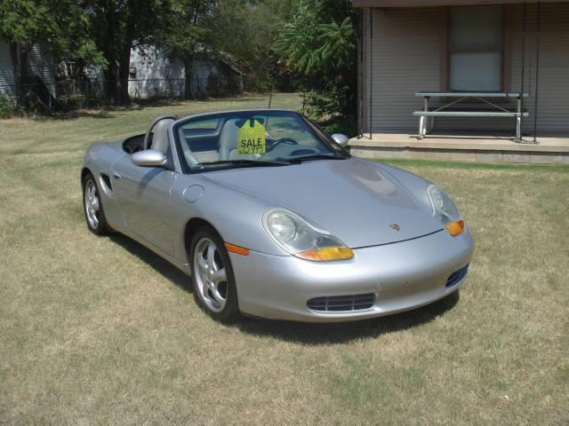 2000 Porsche Boxster Convertible For Sale In Hutchinson