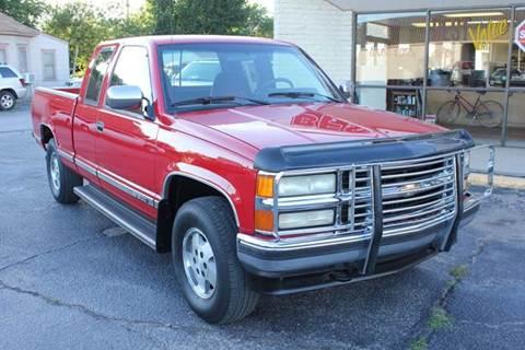 Chevrolet CK 1500 Series For Sale in Kansas  Carsforsalecom