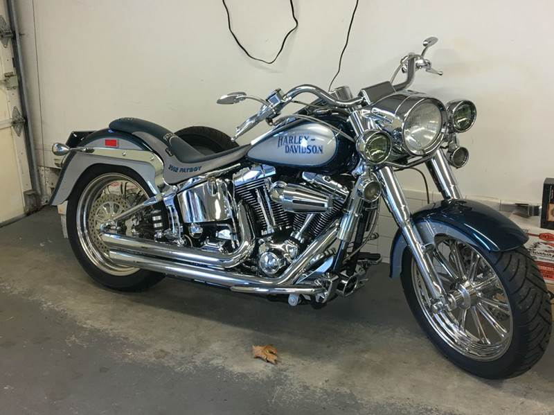 2002 Harley-Davidson Fatboy  - Johnston RI