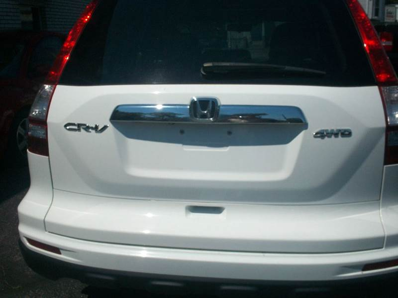 2010 Honda CR-V EX-L w/Navi AWD 4dr SUV w/Navi - Johnston RI