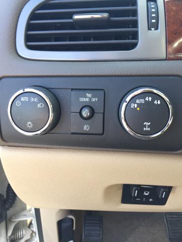 2012 Chevrolet Tahoe 4x4 LTZ 4dr SUV - Johnston RI