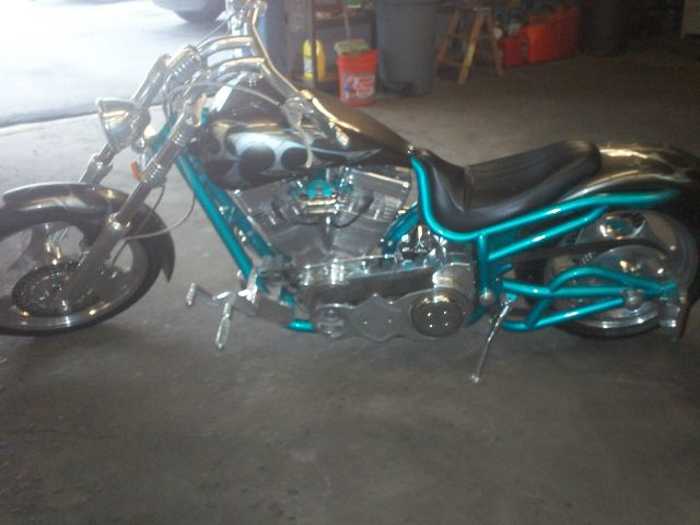 2001 Bourget Custom Chopper  - Johnston RI