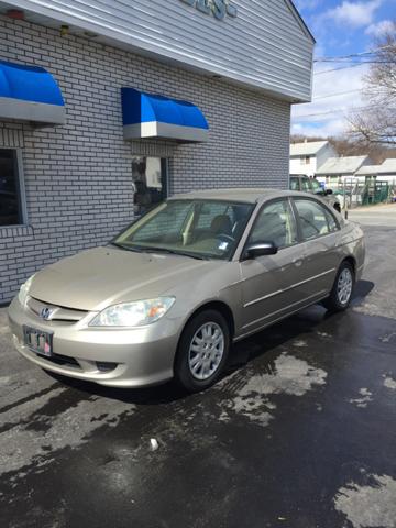 2004 Honda Civic LX 4dr Sedan - Johnston RI