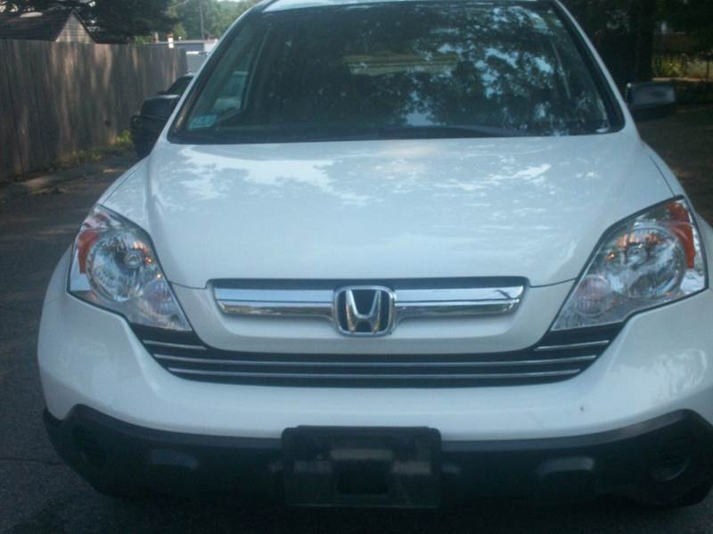 2008 Honda CR-V AWD EX 4dr SUV - Johnston RI