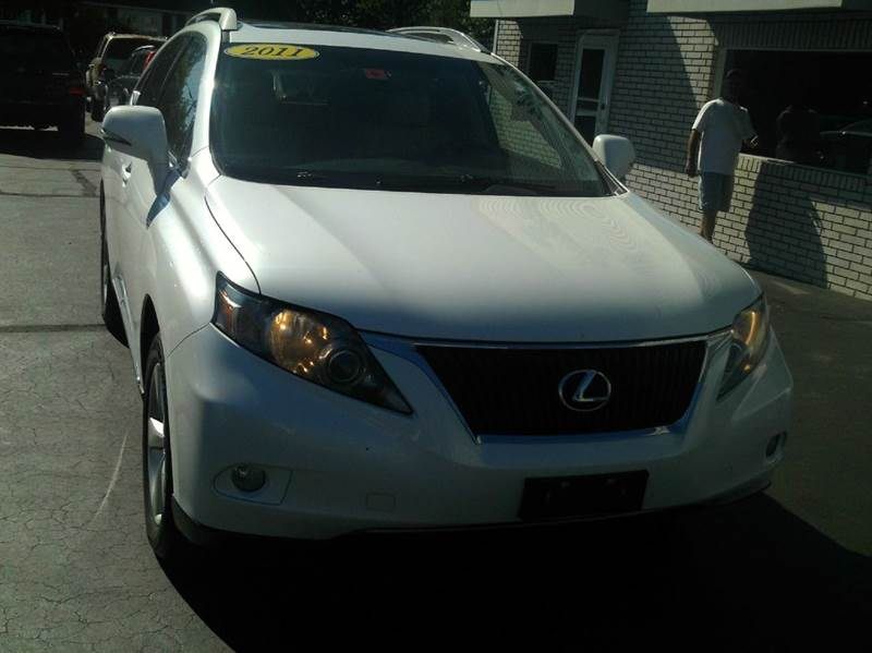 2011 Lexus RX 350 AWD 4dr SUV - Johnston RI