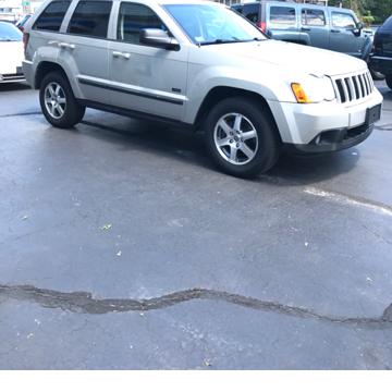 2008 Jeep Grand Cherokee for sale in Johnston, RI