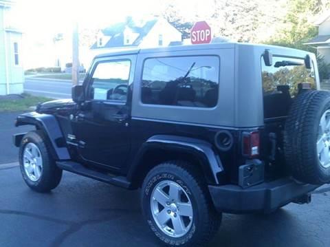 Jeep Wrangler For Sale Rhode Island