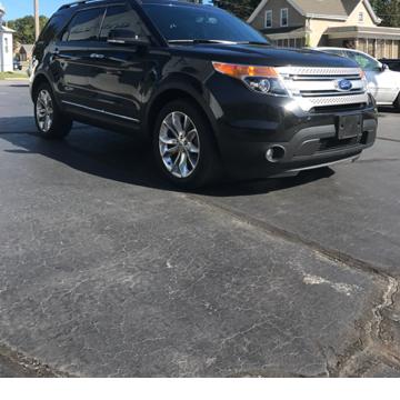2015 Ford Explorer for sale in Johnston, RI