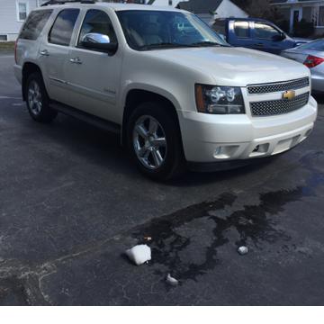 2012 Chevrolet Tahoe for sale in Johnston, RI