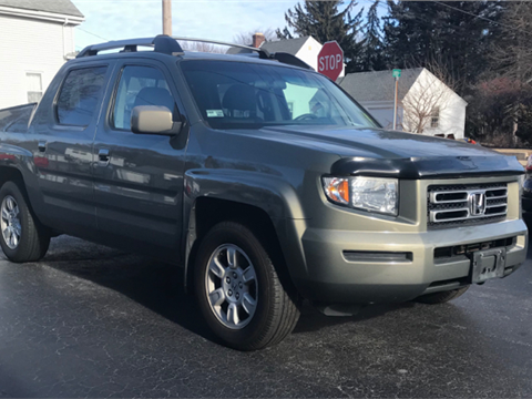 2007 Honda Ridgeline for sale in Johnston, RI
