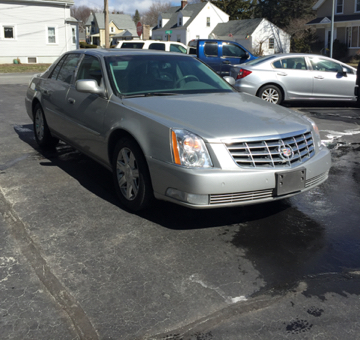 2006 Cadillac DTS for sale in Johnston, RI