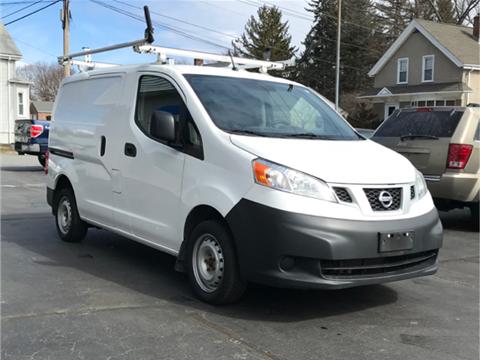 2015 Nissan NV200 for sale in Johnston, RI