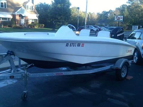 2011 Boston Whaler Super Sport 15'