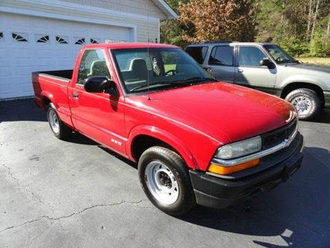 1998 Chevrolet S-10 for sale in East Bend, NC