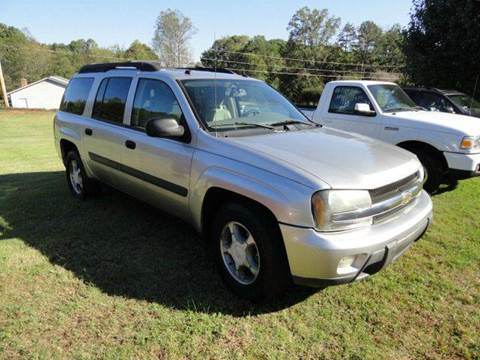 2005 Chevrolet TrailBlazer EXT for sale in East Bend, NC