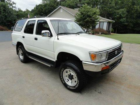 1994 Toyota 4Runner for sale in East Bend, NC