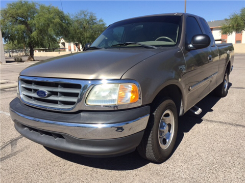2003 Ford F-150 for sale in Tucson, AZ
