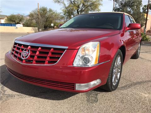 2008 Cadillac DTS for sale in Tucson, AZ