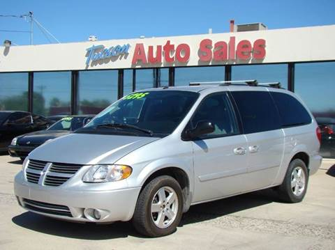 2007 Dodge Grand Caravan for sale in Tucson, AZ