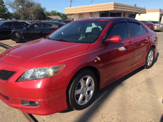 2007 toyota camry se 4dr sedan 2 4l i4 5a in grand prairie tx auto haus imports. Black Bedroom Furniture Sets. Home Design Ideas