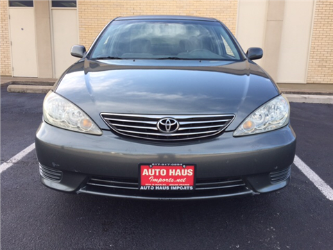 2002 Toyota Camry for sale in Grand Prairie, TX