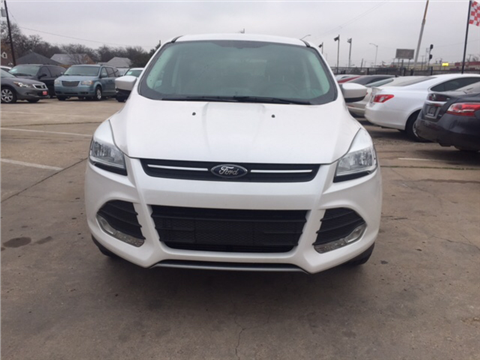2013 Ford Escape for sale in Grand Prairie, TX